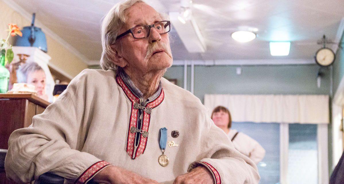 Jussi Huovinen 2.4.1924 – 12.5.2017