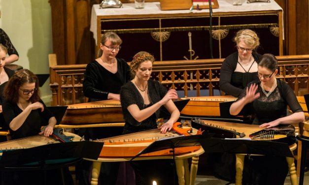 Joulun loiste – Finn-Kanteleiden joulukonsertti
