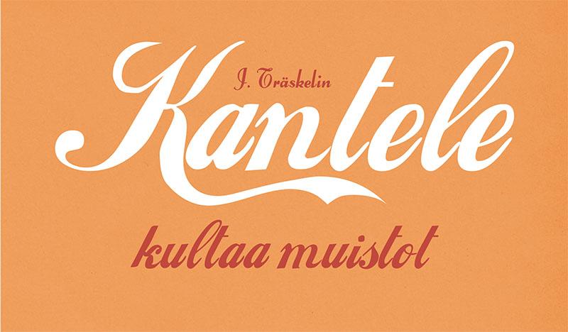 Kantele kultaa muistot ja joulun 2016!