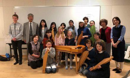 Aurora's trip to Japan