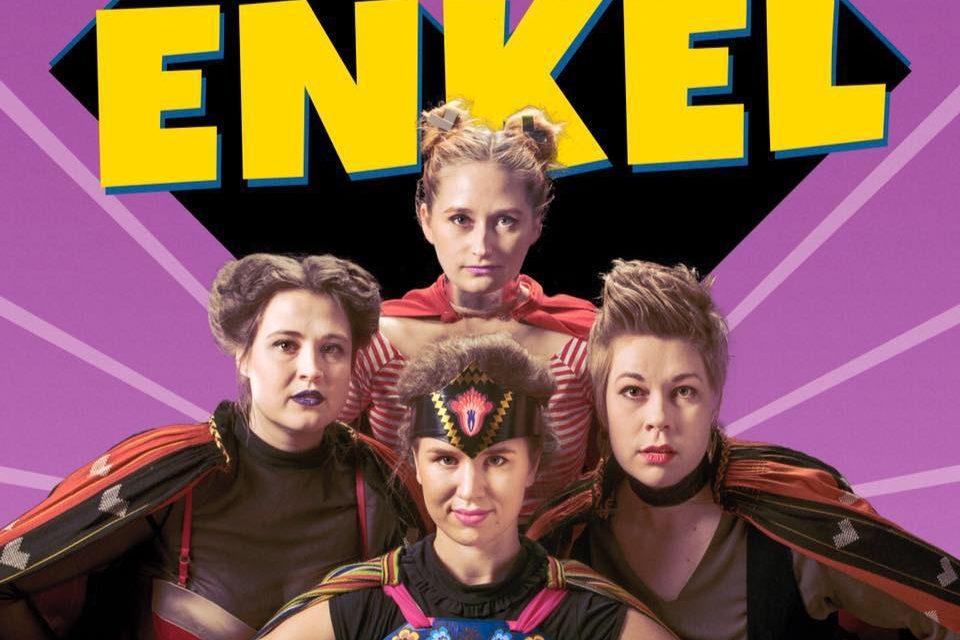 こんにちは、エンケル~ CD紹介『We Are ENKEL』