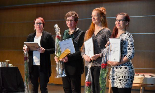 KanteleKimaran loppukonsertti ja Kanteleliiton tunnustusten jako 4.5.